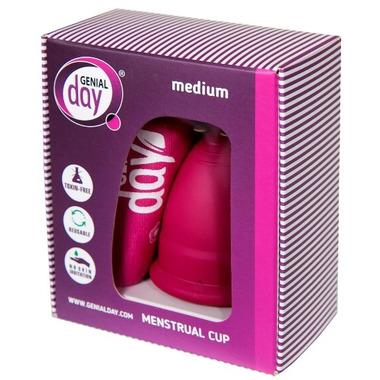 Genial Day Menstrual Cup Medium