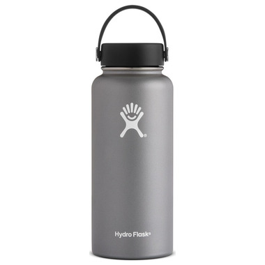 Hydro Flask Wide Mouth Graphite