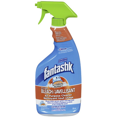 Fantastik All Purpose Cleaner With Bleach