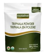 Poudre de triphala biologique Rootalive
