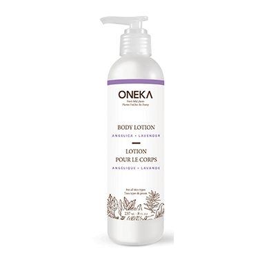 Oneka Angelica & Lavender Body Lotion