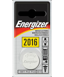 Energizer 2016 Coin Lithium Battery