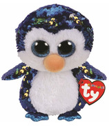 Ty Flippables Payton The Sequin Penguin Regular