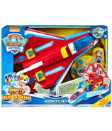 Paw Patrol Super Paws 2-in-1Transforming Mighty Pups Jet Command Center