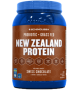 Schinoussa Probiotic New Zealand Whey Isolate Protein Chocolate