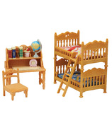 Calico Critters Children's Bedroom Play Set