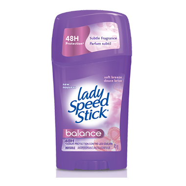 Lady Speed Stick Balance Soft Breeze Antiperspirant
