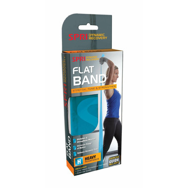 SPRI Dynamic Recovery Flat Band Heavy Resistance