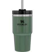 Stanley Quencher Travel Tumbler Hammertone Green