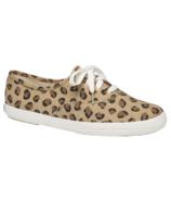 Keds Women's Champion Classic Sneaker Leopard