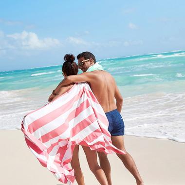 Dock & Bay Quick Dry Towel Cabana Kuta Pink