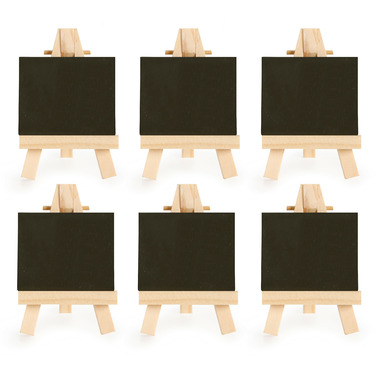 Kikkerland Black Board Place Card Holder