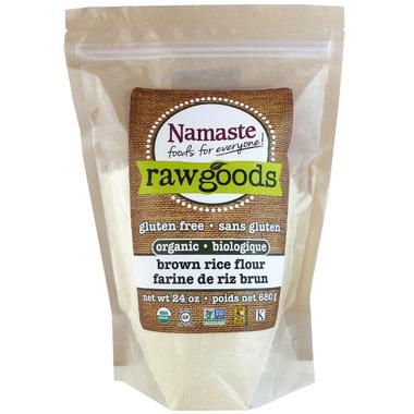Namaste Foods Organic Brown Rice Flour