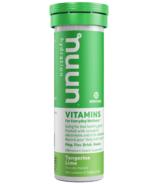 Nuun Hydration Vitamins Tangerine Lime