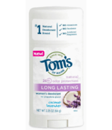 Tom's Of Maine Women's Coconut Lavender Deodorant