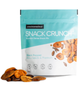 Snack Conscious Snack Crunch Black Pepper Baru Seed & Plantain
