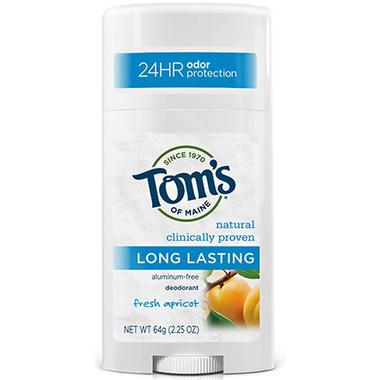 Tom\'s of Maine Long Lasting Deodorant