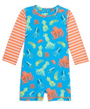 Hatley Colourful Octopuses Baby One-Piece Rashguard