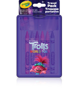 Crayola Mini Travel Pack Trolls World Tour