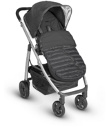 UPPAbaby Lightweight Ganoosh Morgan Charcoal