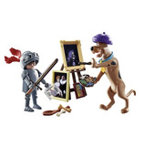 Playmobil SCOOBY-DOO! Adventure with Black Knight