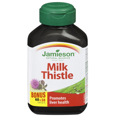 Jamieson Milk Thistle