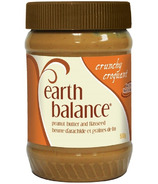 Earth Balance Peanut Butter & Flaxseed Crunchy