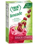 True Citrus True Lime Black Cherry Limeade