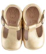 Aston Baby Shaughnessy Shoe Gold