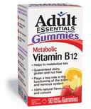 Adult Essentials Gummies Metabolic Vitamin B12