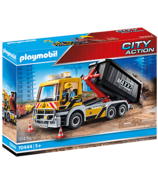 Playmobil City Action Interchangeable Truck