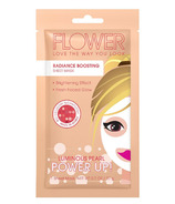 FLOWER Beauty Power Up! Sheet Mask Radiance Boosting