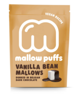 Mallow Puffs Vanilla Bean & Dark Chocolate
