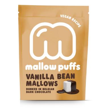 Mallow Puffs Vanilla Bean & Dark Chocolate