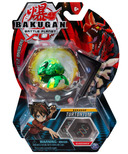 Bakugan Turtonium Tall Collectible Action Figure and Trading Card
