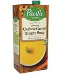 Pacific Organic Creamy Cashew Carrot Ginger Soup