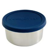 Keep Leaf Stainless Steel Food Container Medium Navy