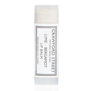 Crawford Street Lime-Bergamot Lip Balm