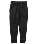 Nordic Label Sweat Pants Black