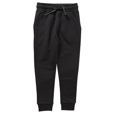 Nordic Label Sweat Pants Black