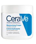 CeraVe Moisturizing Cream Daily Face & Body Moisturizer