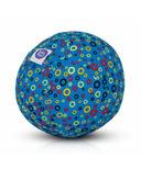 BubaBloon Balloon Cover Blue Circles
