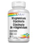 Solaray Magnesium Glycinate 100mg