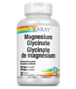Solaray Magnesium Glycinate 100mg