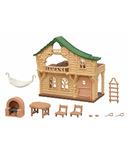 Calico Critters Lakeside Lodge Gift Set