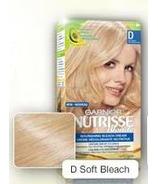 Garnier Nutrisse Blonde Hair Colour Soft Bleach