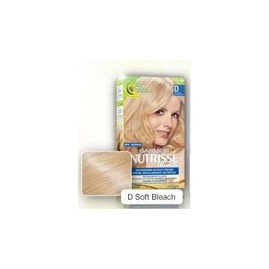 Garnier Nutrisse Blonde Hair Colour Soft Bleach