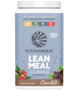 Sunwarrior Lean Meal Illumin8 Chocolate