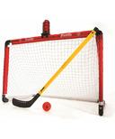 Franklin Sports NHL Light it Up Hockey Goal/Stick Set
