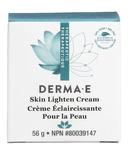 Derma E Skin Lighten Natural Fade & Age Spot Creme